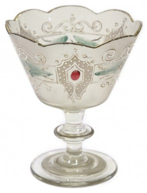 Pucharek szklany
