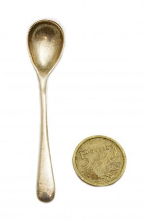 Łyżeczka srebrna