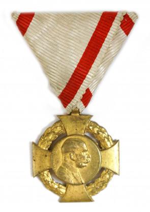 Krzyż Jubileuszowy z 1908 roku
