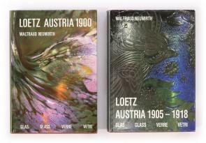 Loetz Austria. Glas